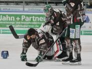 Eishockey: Augsburger Panther straucheln auch gegen Krefeld