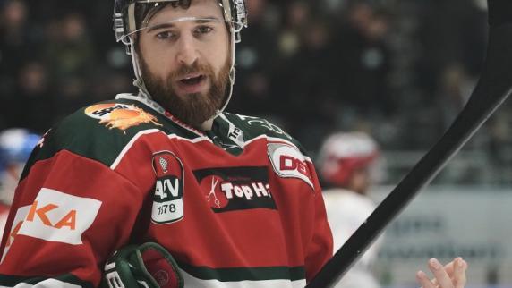 """Eishockey: """"Die Enttäuschung ist groß"""": Panther Holzmann ist bei Olympia nicht dabei"""