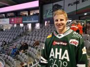Eishockey: Warum FCA-Verteidiger Hinteregger die Panther anfeuert