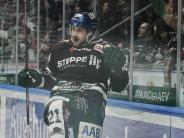 Eishockey: AEV gegen ERC: Das Derby der Panther ist ausverkauft