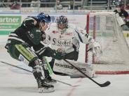Eishockey: War's das mit den Play-offs? Die Panther verlieren gegen Straubing