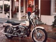Verkehr: Der Ur-Chopper von Harley-Davidson