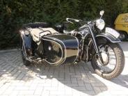 Verkehr: Gemütlich unterwegs: Tipps für Motorrad-Oldtimer