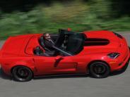 Auto: Corvette 427 Cabrio: Das Stärkste zum Schluss
