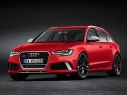 Auto: Neuer Audi RS6 Avant: Rennkombi mit 560 PS
