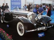 Auto: Teure Autoliebe: 86 Millionen Dollar für zehn Klassiker