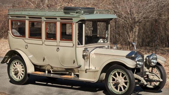 Oldtimer: Schönheiten mit Ecken und Kanten: Teure Autoliebe: 86 Millionen Dollar für zehn Klassiker