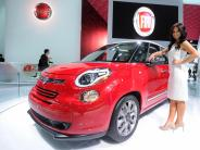 Auto: Frauen fahren auf Kleinwagen von Fiat, Ford und Hyundai ab