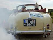 Oldtimer: Schönheiten mit Ecken und Kanten: Mit Stoppuhr auf Zeitreise: Die Oldtimer-Rallye
