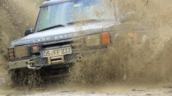 Rund um die vier Räder: Extreme Gimmicks für das SUV
