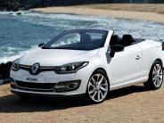 Auto: Renault frischt offenen Mégane auf - Top-Version mit Netz-Zugang