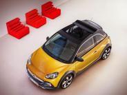 Auto: Opel bringt Adam-Variante Rocks in Serie