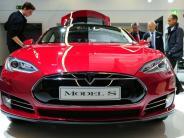 Auto: Tesla landet Volltreffer mit seiner Elektro-Limousine