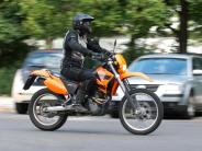 : Die volle Dröhnung - Risiken durch laute Motorradhelme