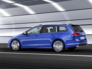 Auto: VW macht den Golf Variant zum Powerkombi
