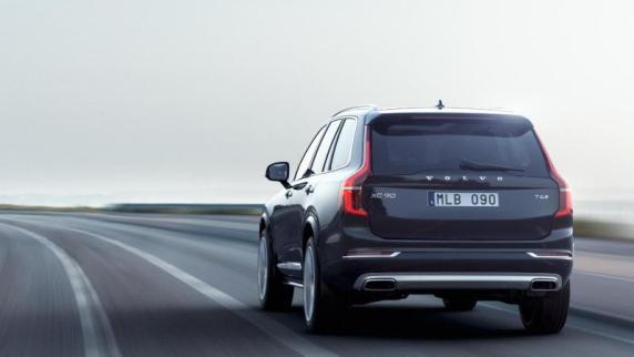 Neues vom Automarkt: Volvo XC90: Schöner Wohnen auf Schwedisch
