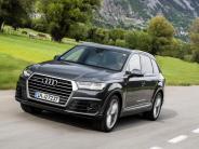 Test: Audi Q7: Auf großem Fuß