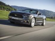 Test: Amerika, wir kommen: Der Ford Mustang im Test