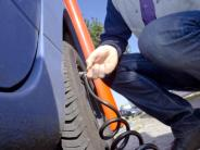 Tankstellen: Esso will an Tankstellen künftig Geld für Reifenluft verlangen