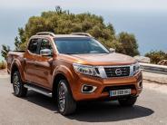 Test: Nissan Navara Double Cab: Alles eine Nummer größer