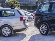 Verkehr: Rückwärtsfahrer sind bei Unfällen zunächst schuld