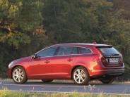 Test: Volvo V60: Anders als die anderen