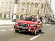Test: Audi Q2: Held im Stadtgetümmel