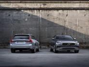 Test: Volvo S90 und V90: Schöne neue Oberklasse