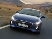 Autotest: Hyundai i30: Streber auf dem Golfplatz