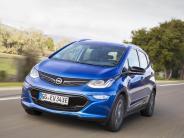 Fahrbericht: Opel Ampera-E: Das Ende der elektrischen Exotik