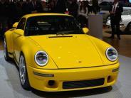 Genfer Autosalon: Ruf CTR 2017: Extremsportler für 892 000 Euro
