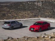 Ab 55 900 Euro erhältlich: Audi RS3 kommt im Spätsommer auch als Limousine