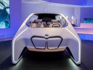 Elektrische Transformation: Wie Autos in 20 Jahren aussehen könnten