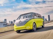 Volkswagen: VW will E-Bulli in Serie produzieren