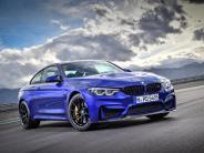 Motorshow in Shanghai: BMW M4 kommt auch als Sportmodell CS