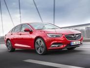 Autotest: Opel Insignia Grand Sport: Comeback in Geist des Kapitäns