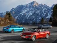 LED-Scheinwerfer: Modellpflege: BMW 4er erscheint in neuem Licht
