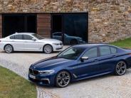 Drei neue Varianten: Für Sportler und Sparer: BMW erweitert 5er-Reihe