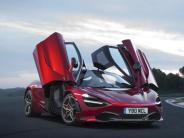 Autotest: McLaren 720S: Rushhour auf der Rennstrecke