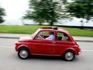 Liebhaber-Auto: 60 Jahre Fiat 500: Als das Dolce Vita über die Alpen kam