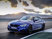 Neuvorstellung: CS-Version des BMW M4 kommt im Juli auf den Markt