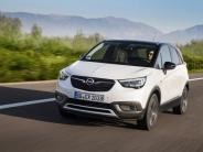 Fahrbericht: Opel Crossland X: Außen Pampa, innen Pampers