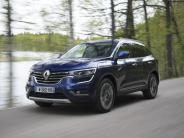 Geländewagen streckt sich: Neuer Renault Koleos kommt am 24. Juni in den Handel