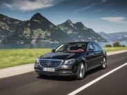 Großes Facelift: Überarbeitete S-Klasse ab 22. Juli bei Mercedes-Händlern