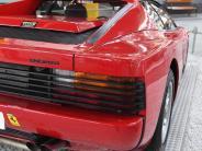 Kult-Sportwagen: Gericht entzieht Ferrari die Marke Testarossa