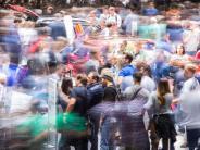 Auto-Messe in Frankfurt: Merkwürdigste IAA: «Zeit der Reifenkicker ist vorbei»