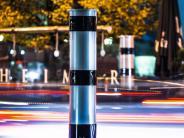 Welche Messgeräte es gibt: Vier Spuren auf einmal: Moderne Blitzer machen keine Pause