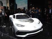 Frankfurt voller Fragezeichen: Die Zukunft des Autos auf der IAA