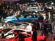 Automesse in Frankfurt am Main: Mini-Stromer bis Edel-Schlitten: IAA-Neuheiten im Überblick