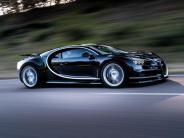 Fahrbericht: Bugatti Chiron im Test: Nicht von dieser Welt